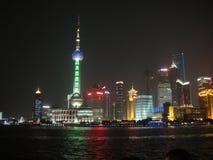 Bund, Szanghaj, Chiny Fotografia Stock