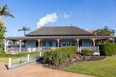 Bundaberg Rumowa destylarnia - stary gościa ` centrum Zdjęcie Royalty Free