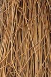Bundel van roestige bars voor versterking van beton Stock Afbeelding