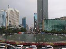Bunderan hotel Indonezja Zdjęcia Stock