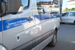 Bundesamt für Güterverkehr Royalty Free Stock Photography