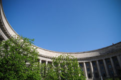 Bundesgebäude lizenzfreie stockfotografie
