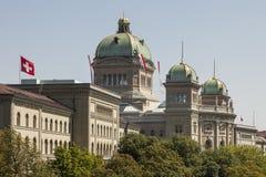 Bundeshaus Royaltyfri Foto