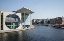 Bundeskanzleramt, Βερολίνο Γερμανία Στοκ εικόνα με δικαίωμα ελεύθερης χρήσης