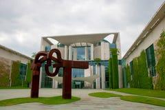 Bundeskanzleramt - федеральное chancellerey в Берлине/Германии стоковые изображения