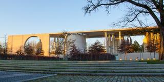 Bundeskanzleramt (федеральное ведомство канцлера) Стоковое Изображение RF
