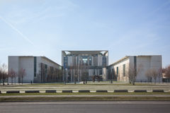 Bundeskanzleramt, Berlin Germany Immagine Stock