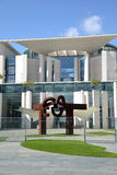 Bundeskanzleramt - Berlino Immagini Stock