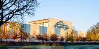 Bundeskanzleramt (chancelaria federal) Imagem de Stock