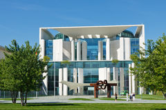 Bundeskanzleramt (Chancellery) in Berlin, Germany Stock Photos