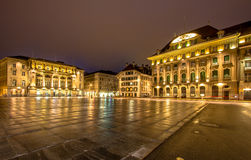 Bundesplatz, Bern Royalty Free Stock Photo