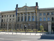Bundesrat Royalty Free Stock Photo