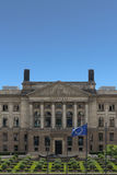 Bundesrat/consiglio federale, Berlino Germania fotografia stock
