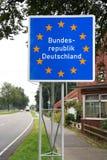 Bundesrepublik Deutschland Στοκ Εικόνα