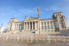 Bundestag Stock Image