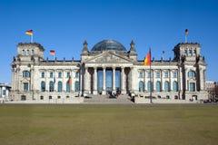 Bundestag Fotos de archivo