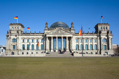 Bundestag Fotos de Stock