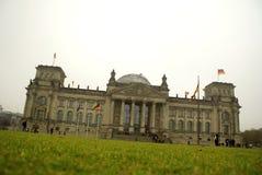 Bundestag Berlijn Royalty-vrije Stock Foto