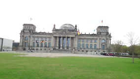 The Bundestag Royalty Free Stock Images