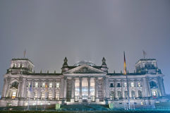 The Bundestag at Berlin, Germany Stock Photos