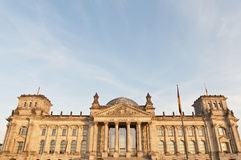 The Bundestag at Berlin, Germany Stock Image