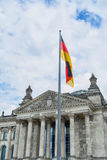 Bundestag in Berlin, Germany. Royalty Free Stock Photography