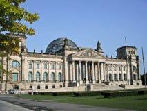 Bundestag, Berlino, Germania Fotografia Stock