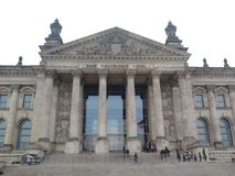 Bundestag Royalty Free Stock Photos
