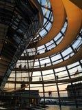Bundestag stock photography