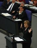 Bundestag ingen förtroendeomröstning 2005 Arkivfoto