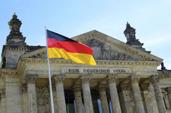 Free Bundestag Or Reichstag In Berlin Stock Images - 56461044