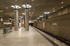 Bundestag Station Royalty Free Stock Images