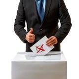 Bundestag wybory w Niemcy Fotografia Stock