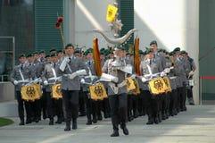 Bundeswehr Immagini Stock Libere da Diritti