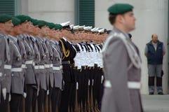 Bundeswehr Immagini Stock