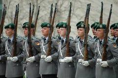 Bundeswehr Immagine Stock Libera da Diritti