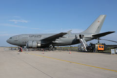 Bundeswehr Airbus A 310 MRT MedEvac Royalty Free Stock Photography