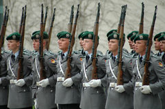 Bundeswehr Royalty Free Stock Image