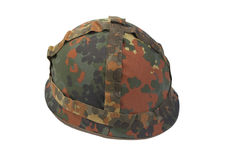 Bundeswehr helmet Royalty Free Stock Photography