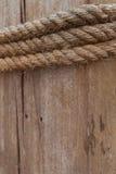 Bundet rep. Fotografering för Bildbyråer