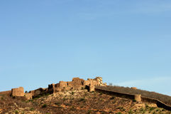 Bundi Fort stock photo