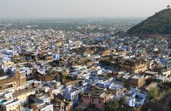 Bundi in India Royalty Free Stock Photos