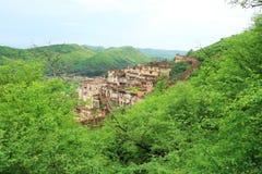 Bundi la India del fuerte de Taragarh foto de archivo libre de regalías
