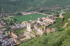 Bundi Palace Stock Images