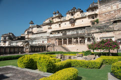 Bundi Palace Stock Image