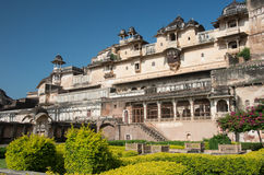 Bundi Palace Royalty Free Stock Photos