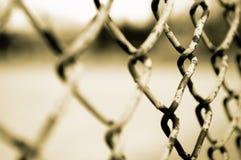 bundit staket Fotografering för Bildbyråer