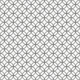 bundit staket Svarta Ring Cage på vit bakgrund stock illustrationer