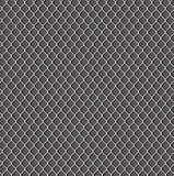 Bundit staketfält på en mörk bakgrund royaltyfri illustrationer