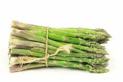 Bundle of asparagus Stock Image